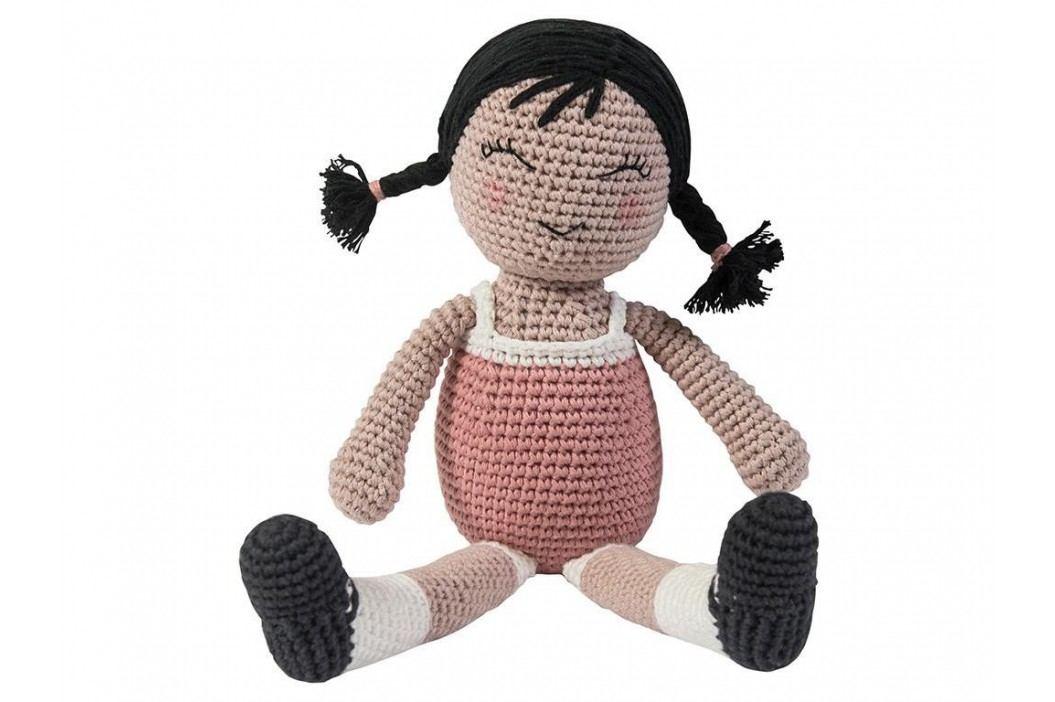 SEBRA® Häkelpuppe Li Höhe 30cm 3002202 Spielzeug