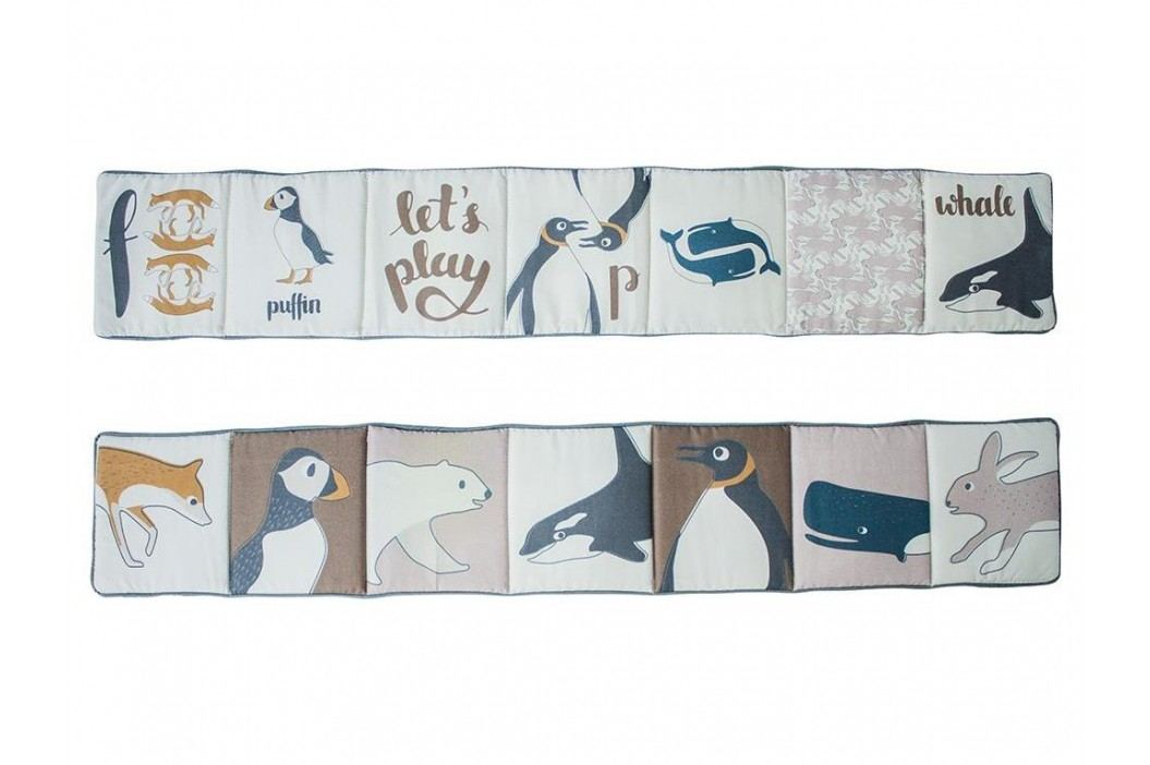 SEBRA® Stoffbuch Arctic Animals 3001208 Spielzeug