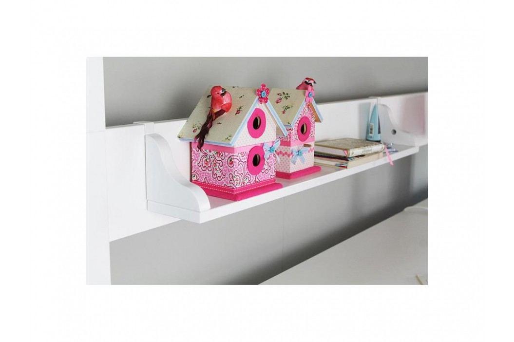 BOPITA Belle Bettablage für Hochbett XL Weiß 40005511 Kinderbetten
