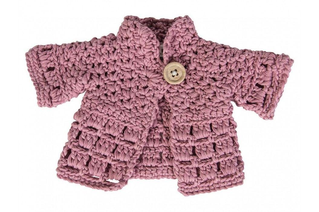 SEBRA® Puppenjacke Pink für 40cm Puppen 3450 Spielzeug
