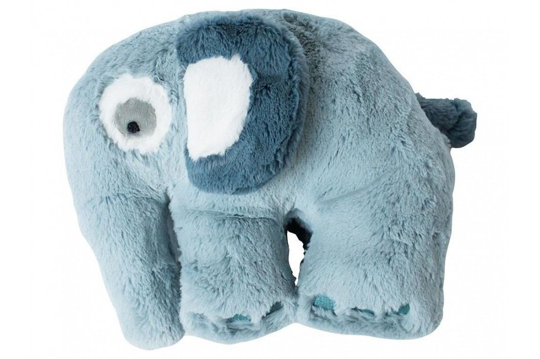 SEBRA® Plüschtier Elefant Wolkenblau 22cm 3001106 Spielzeug
