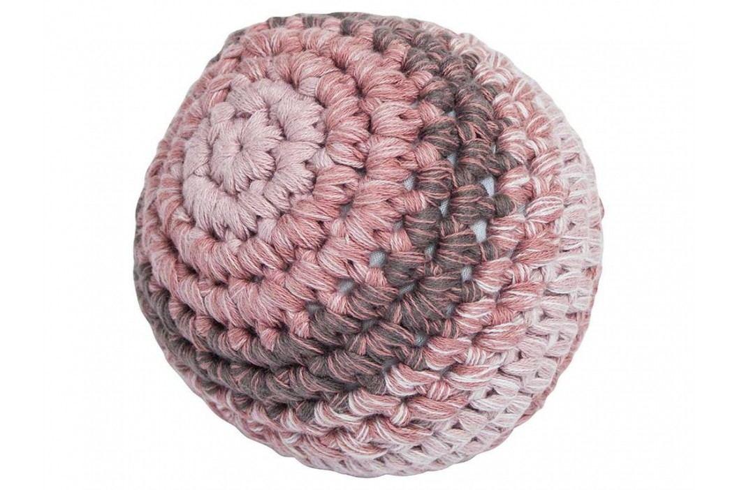 SEBRA® Häkelball Mitternacht Pflaume Ø 10cm 3010204 Spielzeug
