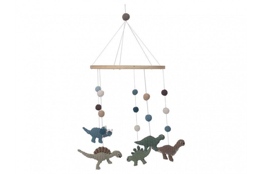 SEBRA® Häkel-Babymobile Dino 8018102 Babyspielzeug