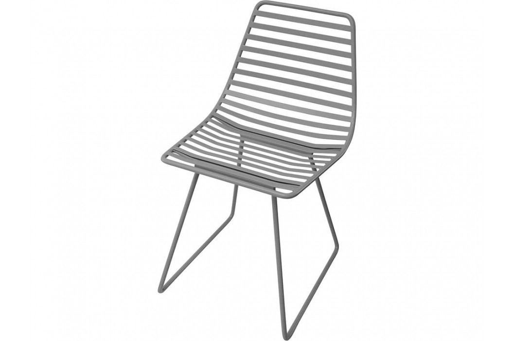 SEBRA® Me-Sit Metallstuhl Dunkelgrau Sitzhöhe 33cm 2008301 Kinderstühle