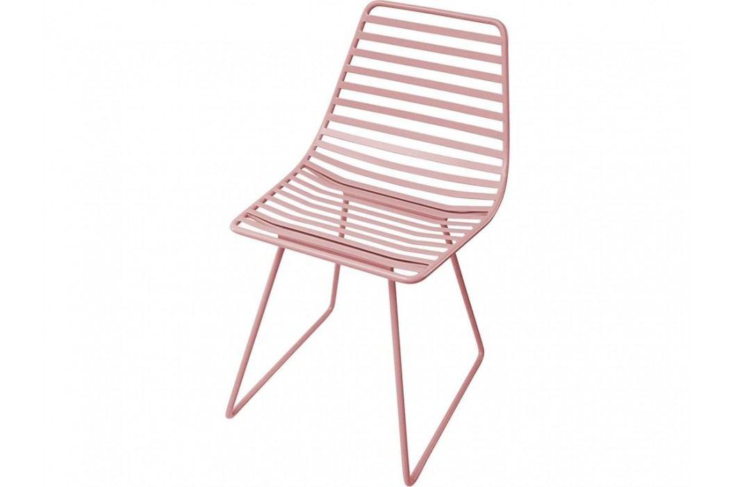 SEBRA® Me-Sit Metallstuhl Altrosa Sitzhöhe 33cm 2008201 Kinderstühle