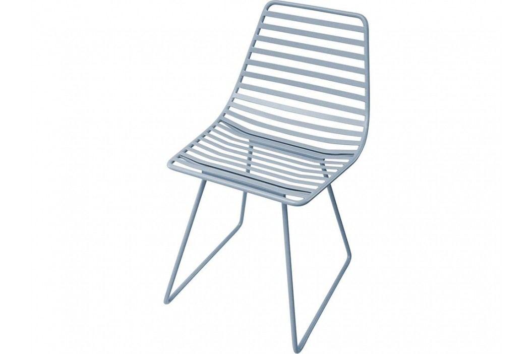 SEBRA® Me-Sit Metallstuhl Wolkenblau Sitzhöhe 33cm 2008101 Kinderstühle