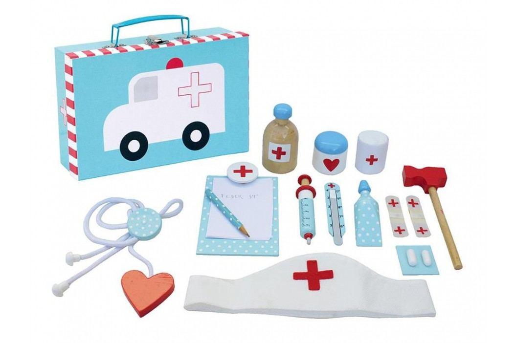 JABADABADO Spielkoffer Arzt A3037 Spielzeug