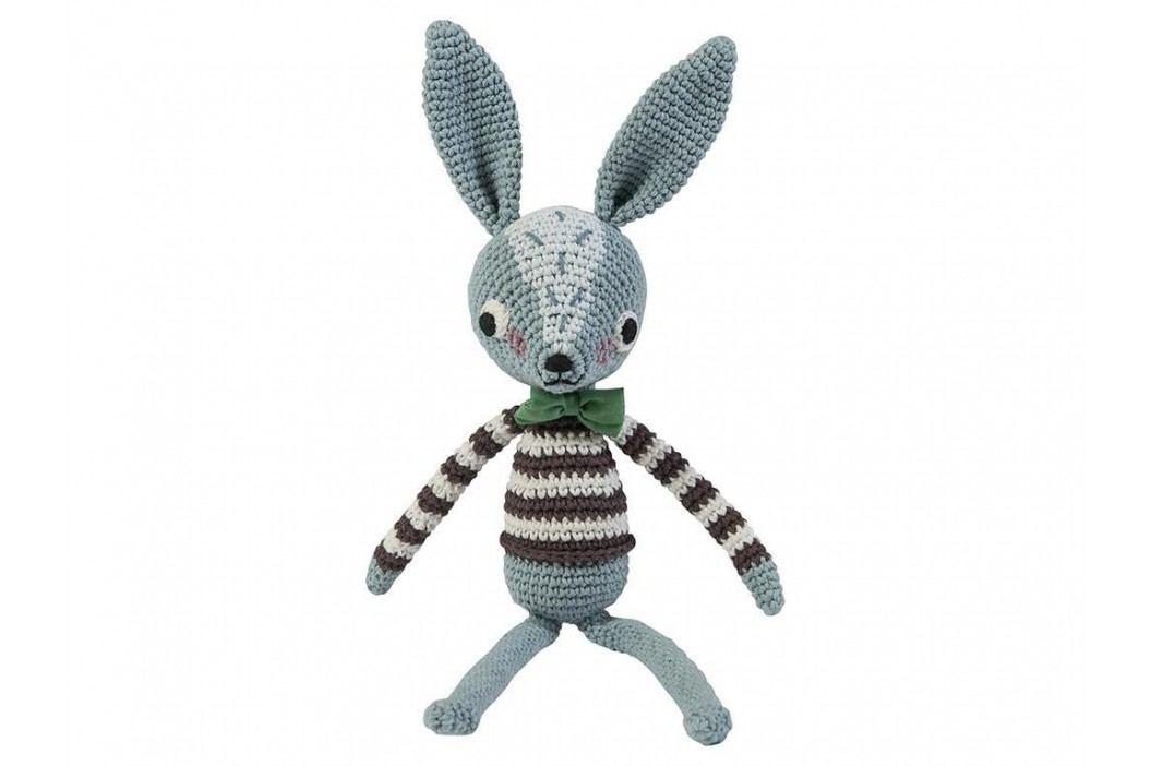 SEBRA® Häkel-Tier Kaninchen Robert Höhe 38cm 3001103 Spielzeug