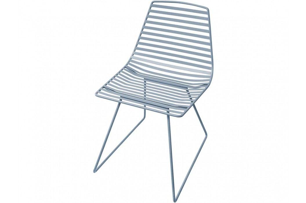 SEBRA® Me-Sit Metallstuhl Wolkenblau Sitzhöhe 48cm 2007101 Kinderstühle