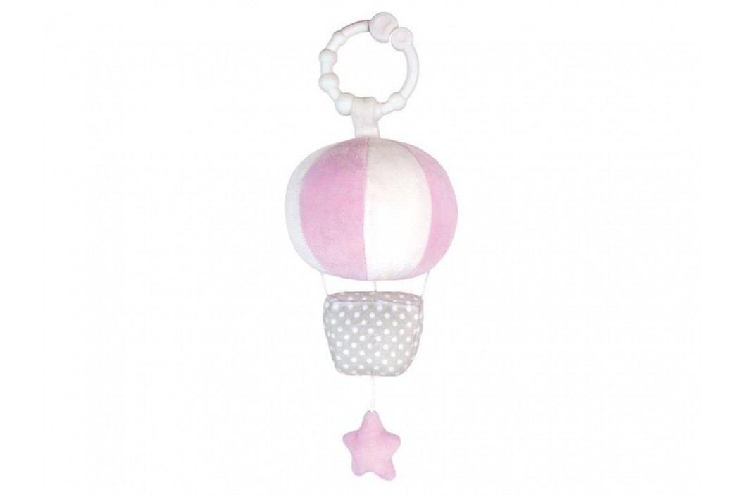 JABADABADO Spieluhr Ballon Rosa N0096 Babyspielzeug