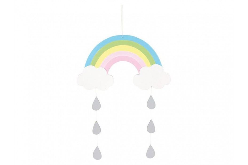JABADABADO Mobile Regenbogen K8048 Babyspielzeug