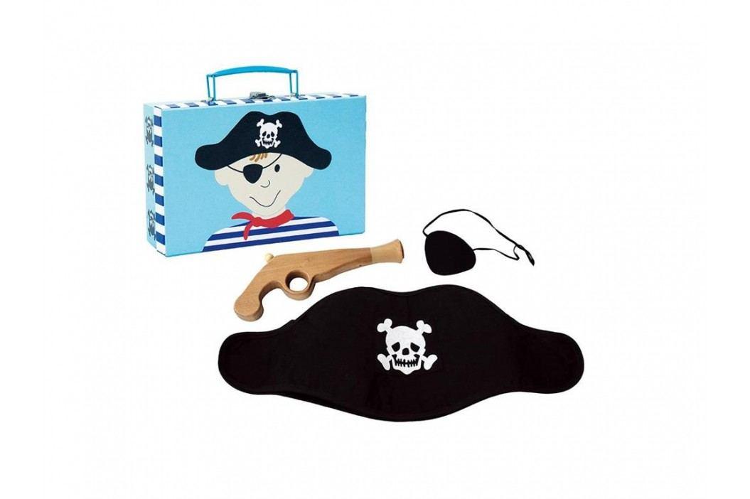 JABADABADO Spielkoffer Pirat A3059 Spielzeug