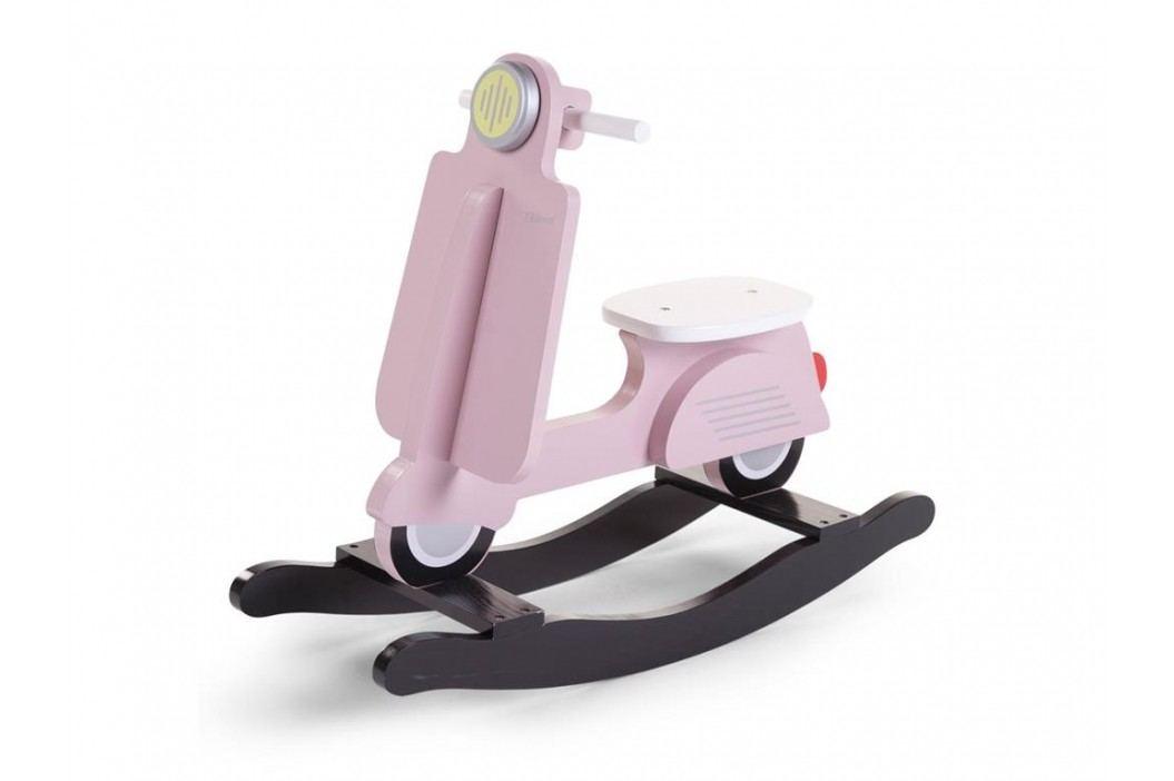 CHILDHOME Schaukelroller Schaukel Scooter Rosa CWRSP Spielzeug