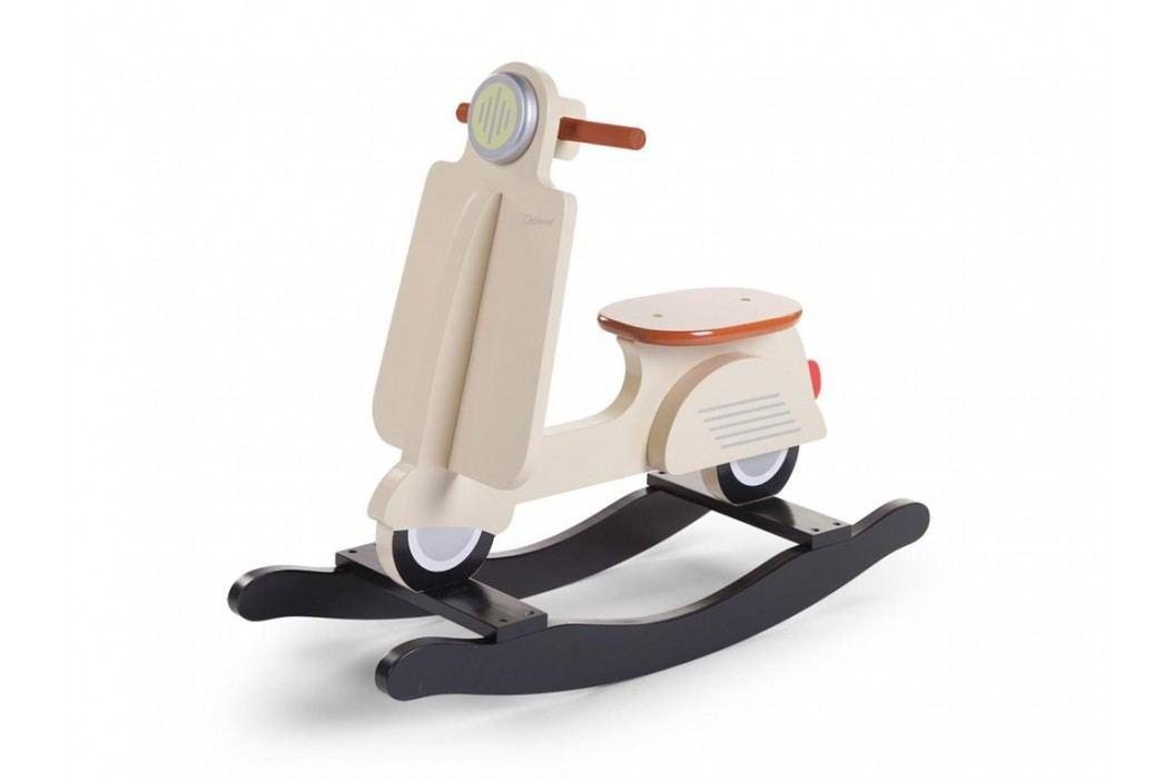 CHILDHOME Schaukelroller Schaukel Scooter Cream CWRSCR Spielzeug