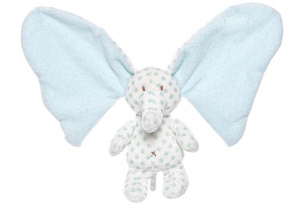 TEDDYKOMPANIET® Big Ears Stofftier Elefant 455329 Spielzeug