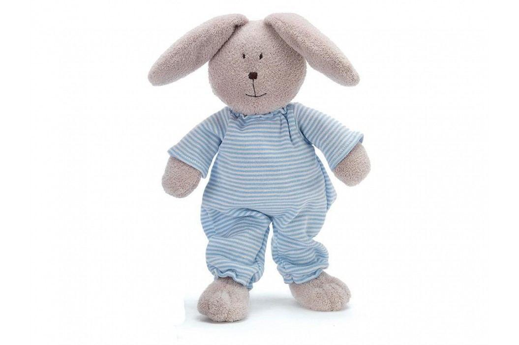 TEDDYKOMPANIET® Stofftier Hase Alf 25cm 455114 Spielzeug