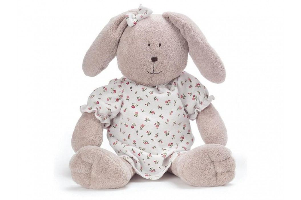 TEDDYKOMPANIET® Stofftier Hase Fanny 41cm 455109 Spielzeug