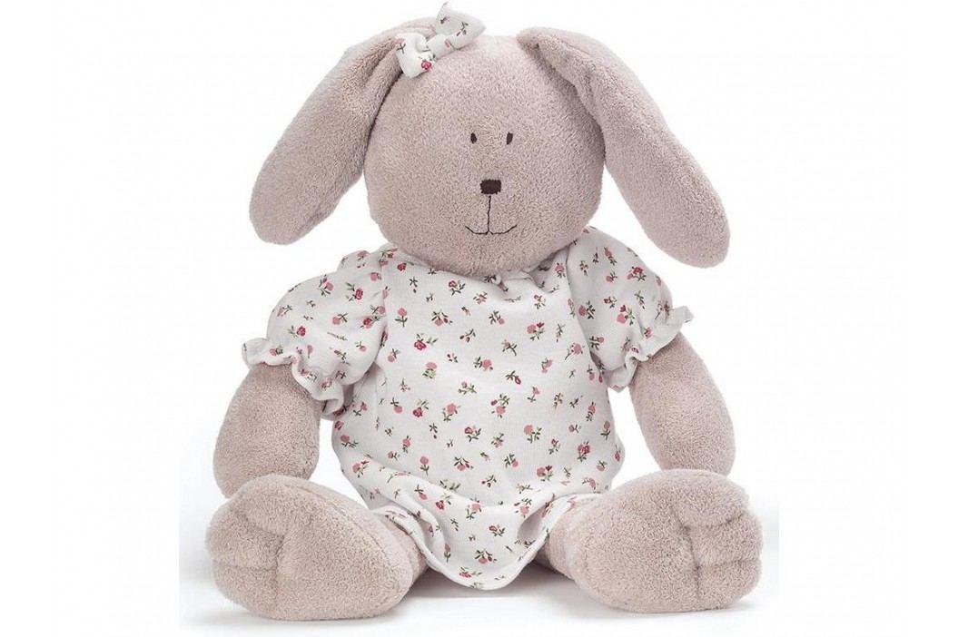 TEDDYKOMPANIET® Stofftier Hase Fanny 25cm 455108 Spielzeug