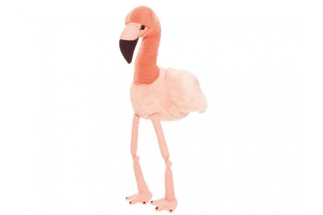 TEDDYKOMPANIET® Flamingo Stofftier 42cm 452539 Spielzeug
