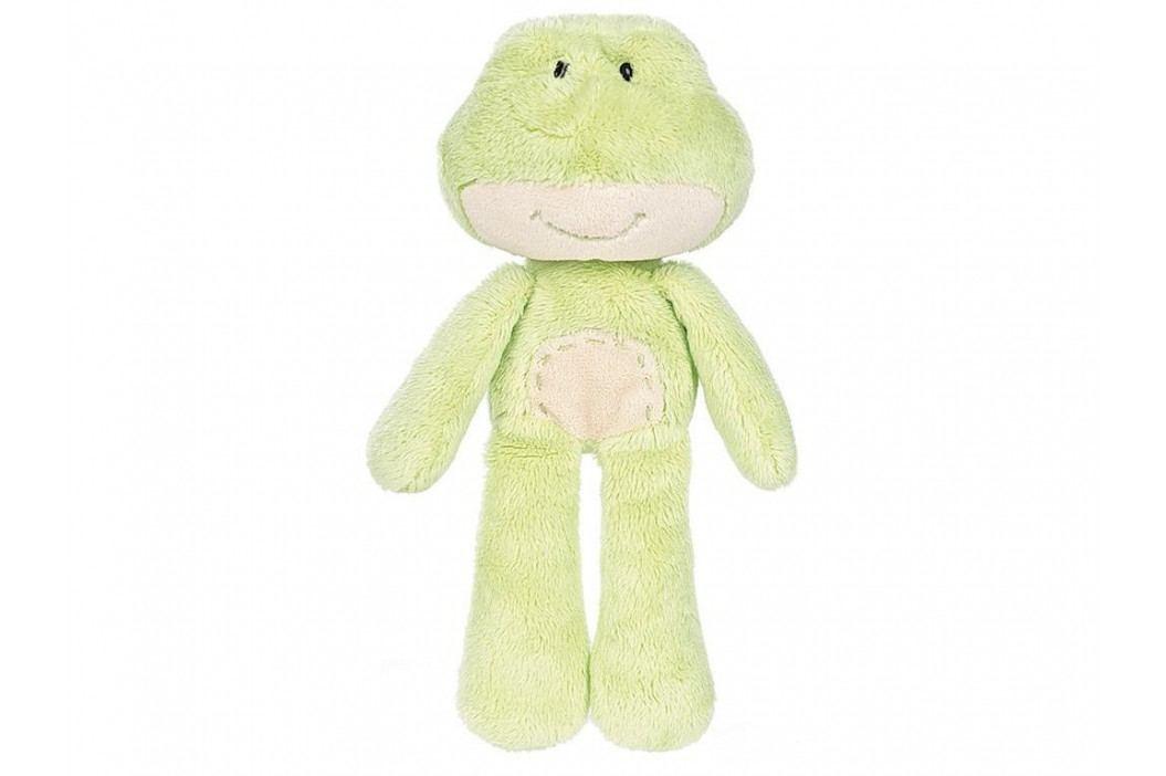 TEDDYKOMPANIET® Plattisar Frosch 25cm 452217 Spielzeug