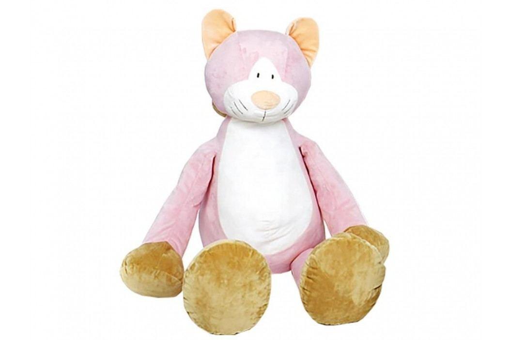 TEDDYKOMPANIET® Diinglisar Stofftier XL Katze 120cm 452149 Spielzeug