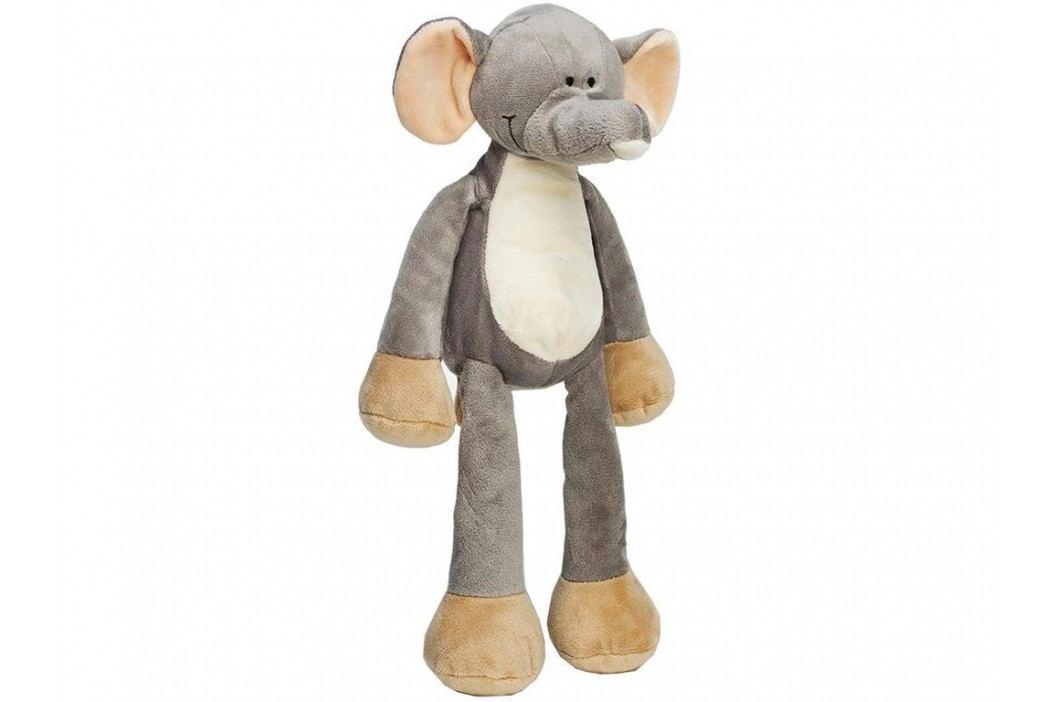 TEDDYKOMPANIET® Diinglisar Wild Stofftier Elefant 4514852 Spielzeug