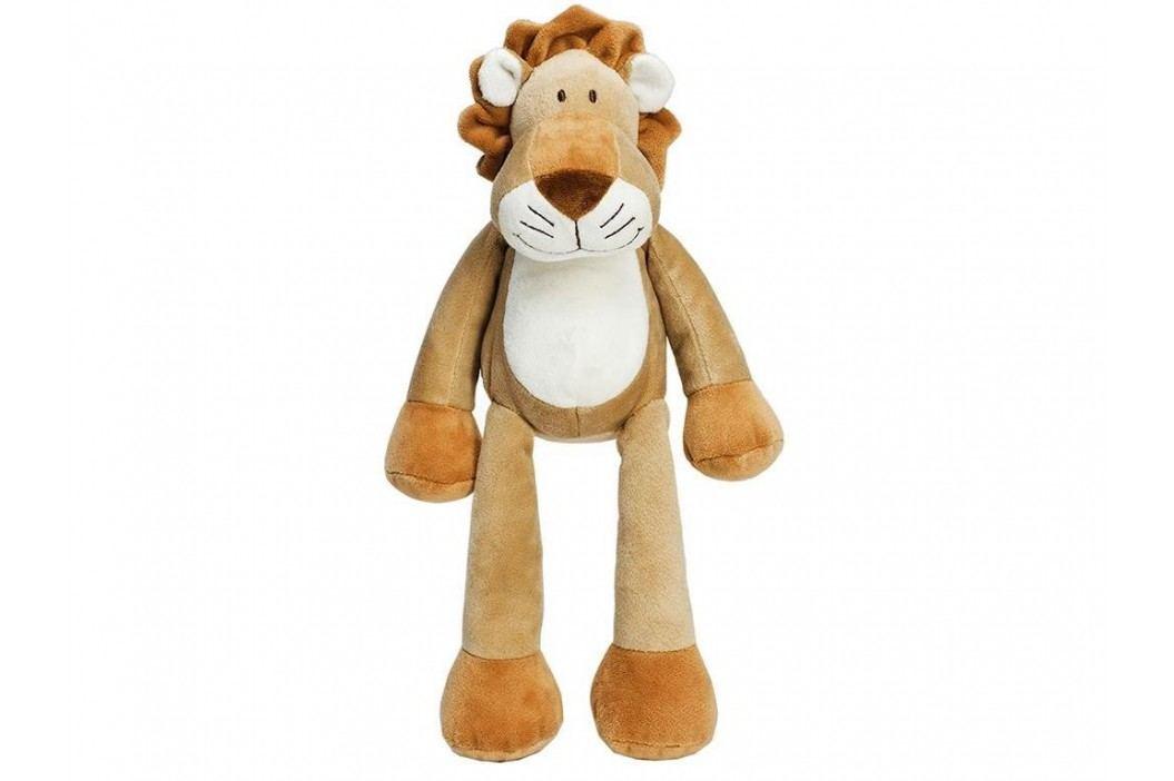TEDDYKOMPANIET® Diinglisar Wild Stofftier Löwe 4514851 Spielzeug