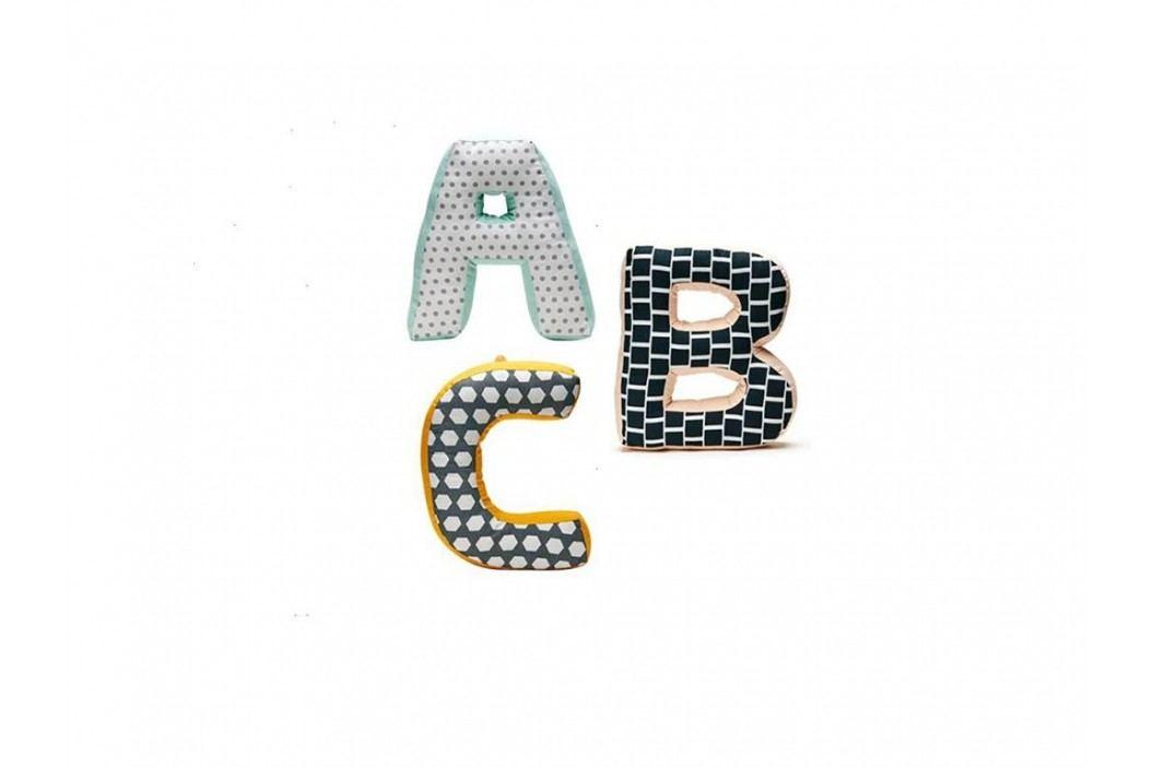 KIDS CONCEPT ABC Buchstabenkissen Neo 3er-Set 1000088 Spielzeug