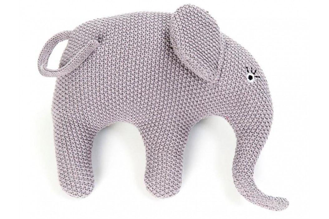 LIFETIME Kidsroom Stofftier Elefant Blue Rose S40046-2 Spielzeug