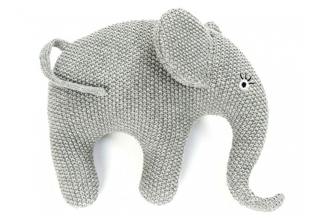 LIFETIME Kidsroom Stofftier Elefant Grey S40046-1 Spielzeug