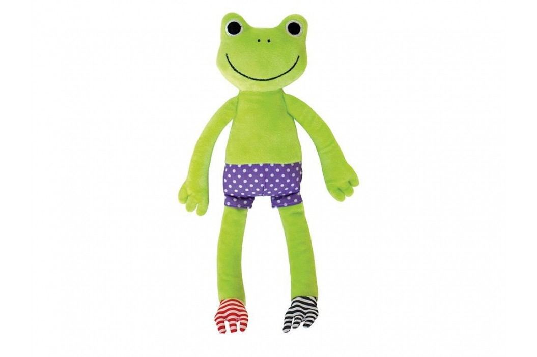 JABADABADO Crazy Frosch Stofftier N0073 Spielzeug