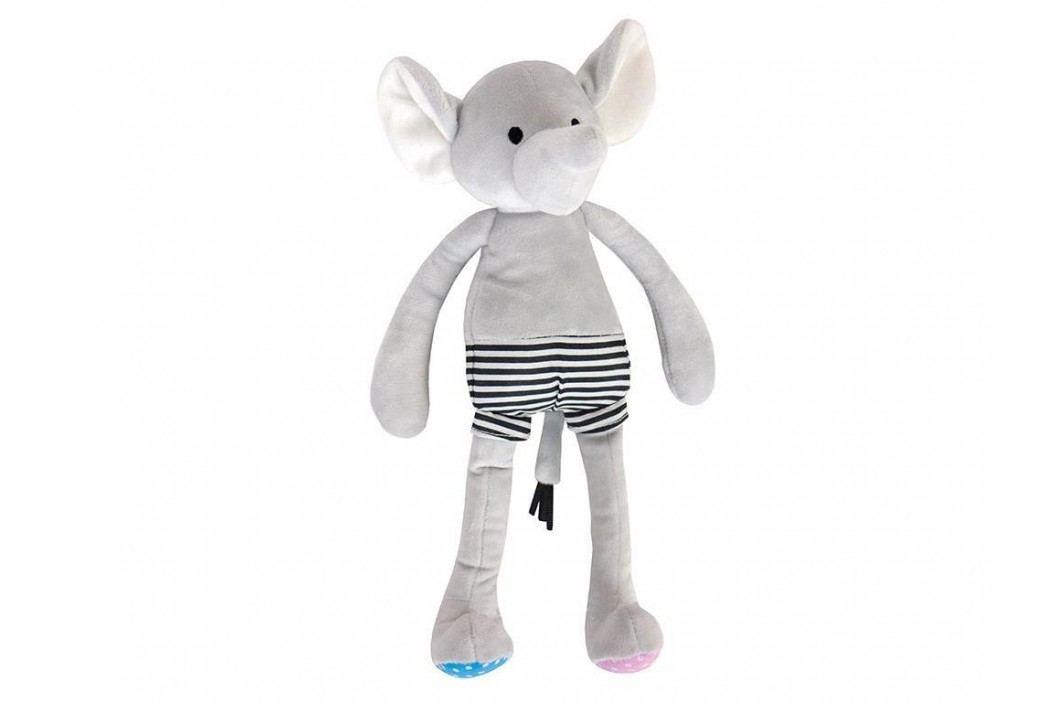 JABADABADO Crazy Elefant Stofftier N0070 Spielzeug