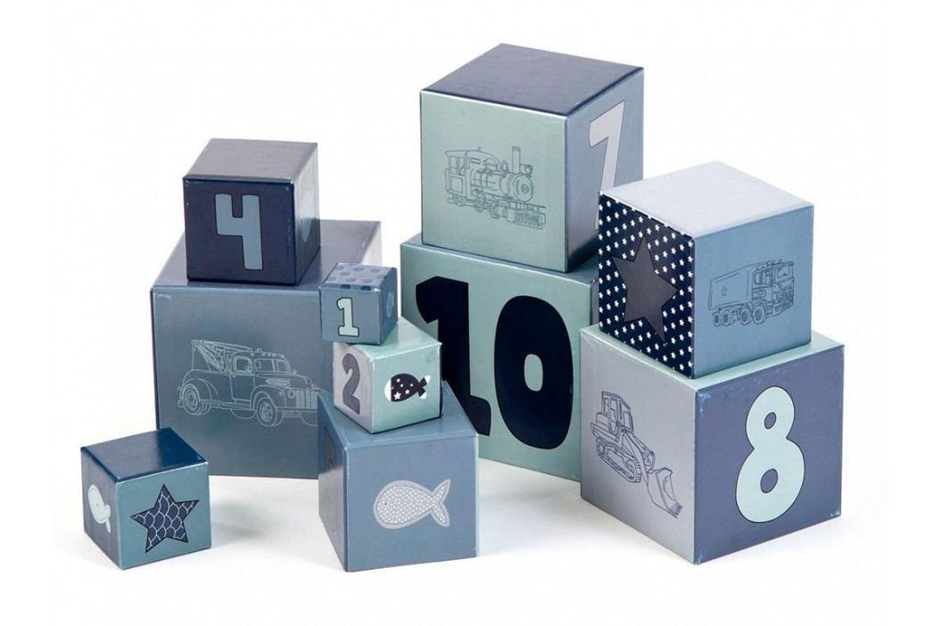 LIFETIME Kidsroom Spielwürfel Blue 1-10 S40032-03 Babyspielzeug