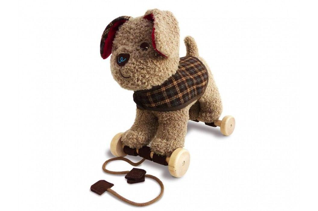 LITTLE BIRD TOLD ME , Nachzieh Hund Percy Pup LB3060 Babyspielzeug