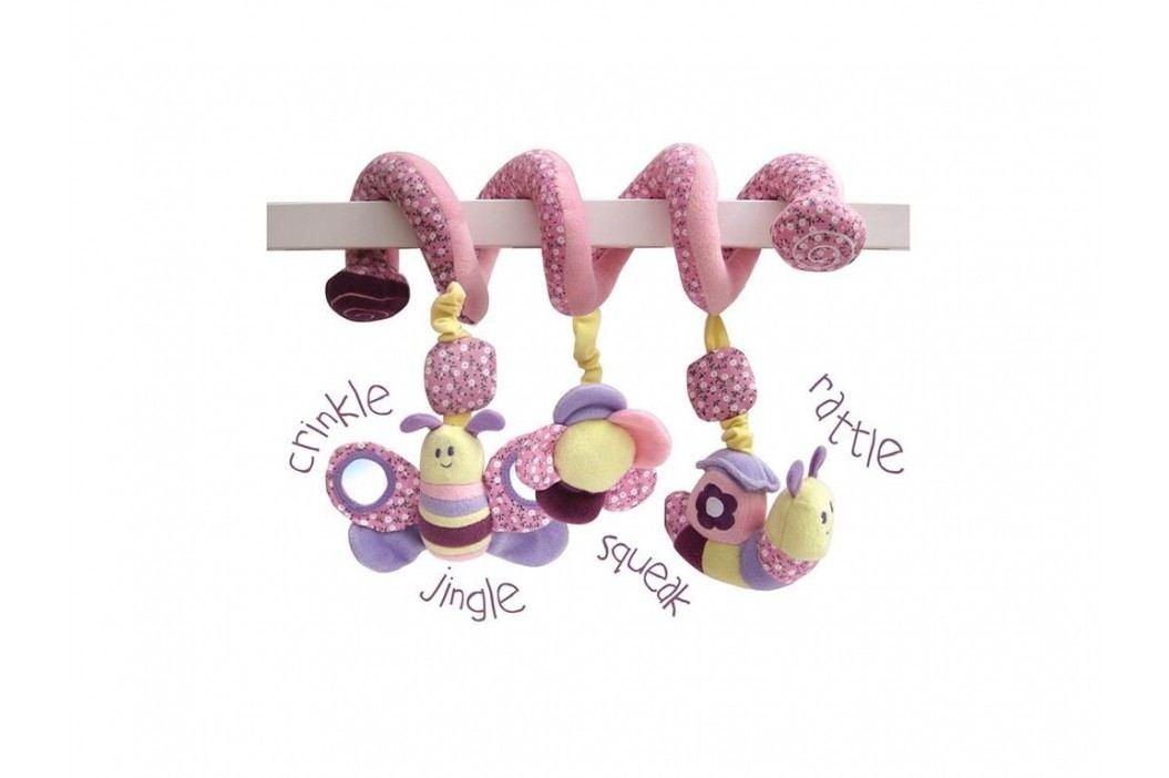 LITTLE BIRD TOLD ME , Baby-Activity Spirale Schmetterling LB3028 Babyspielzeug