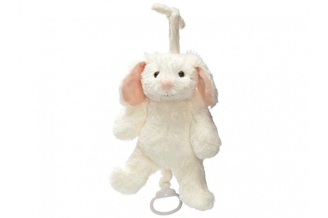 TEDDYKOMPANIET® Spieluhr Hase Lollan ´´Brahms Lullaby´´ 455052 Babyspielzeug