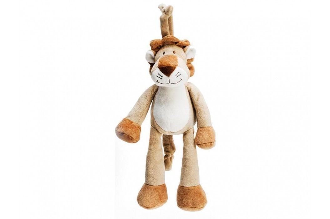 TEDDYKOMPANIET® Diinglisar Wild Spieluhr Löwe 4514891 Babyspielzeug