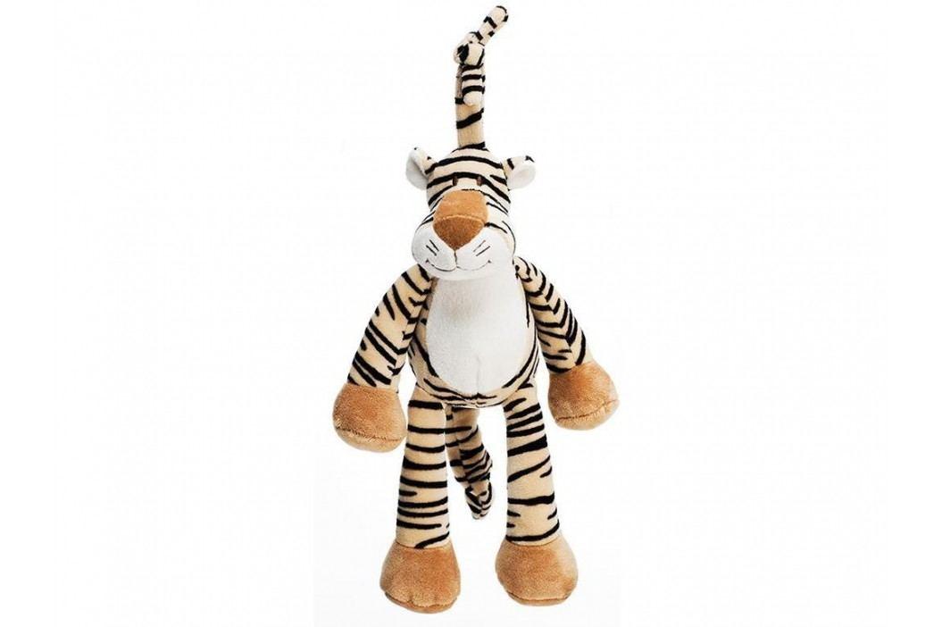 TEDDYKOMPANIET® Diinglisar Wild Spieluhr Tiger 4514882 Babyspielzeug