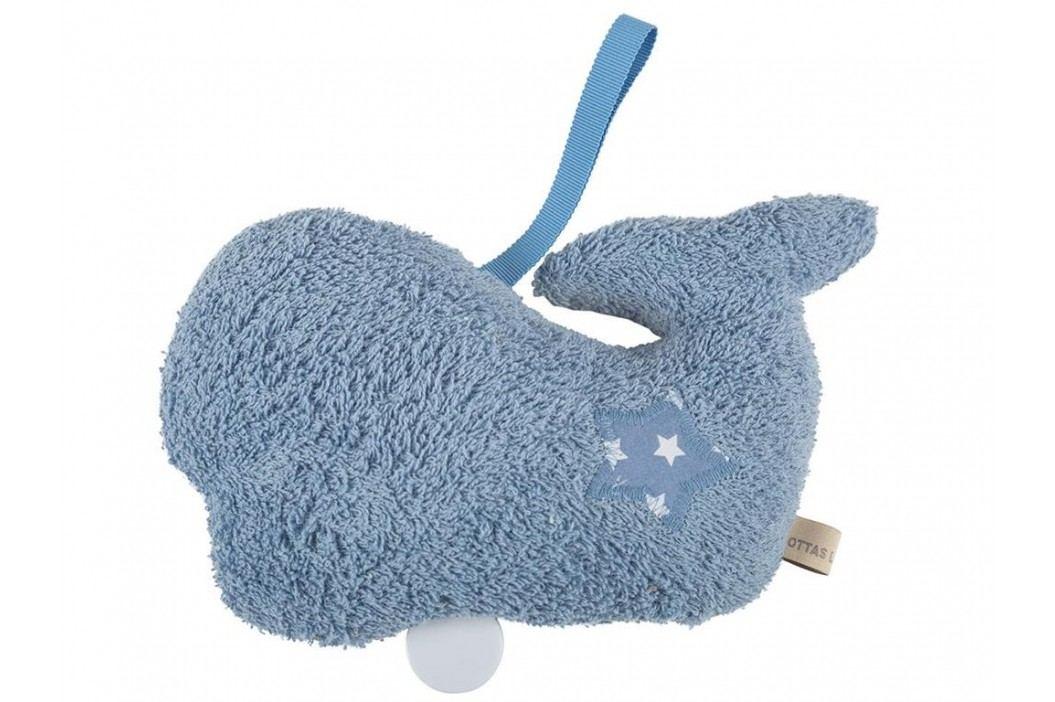 LOTTAS LABLE® Frottee Spieluhr Wal Wolori 25x16cm 6051-3 Babyspielzeug