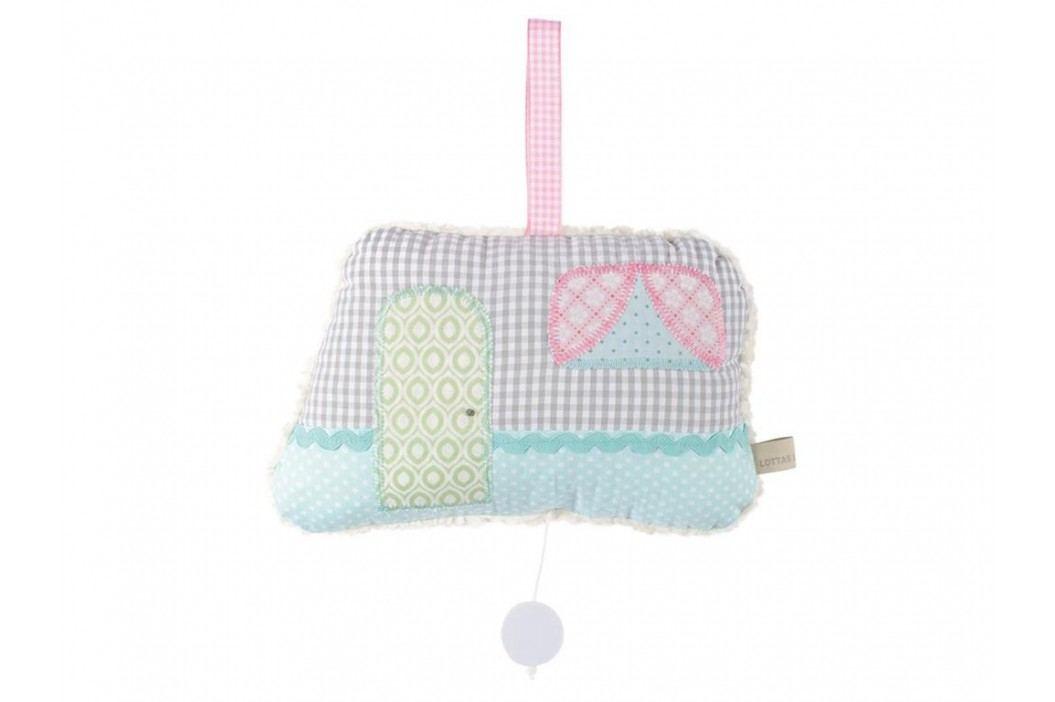 LOTTAS LABLE® Spieluhr Caravan Holly 6050 Babyspielzeug