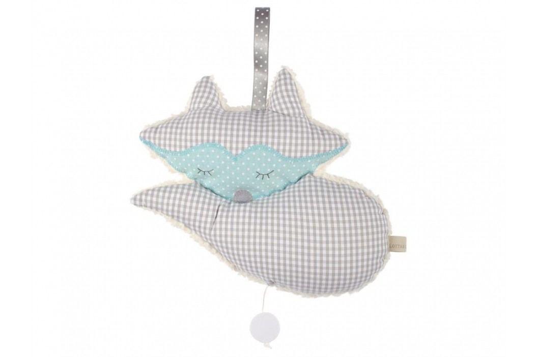 LOTTAS LABLE® Spieluhr Fuchs Filou 6034 Babyspielzeug