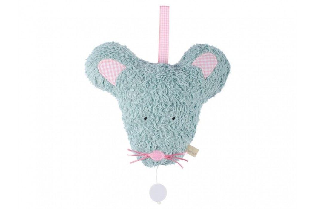LOTTAS LABLE® Spieluhr Maus Minu 6023 Babyspielzeug