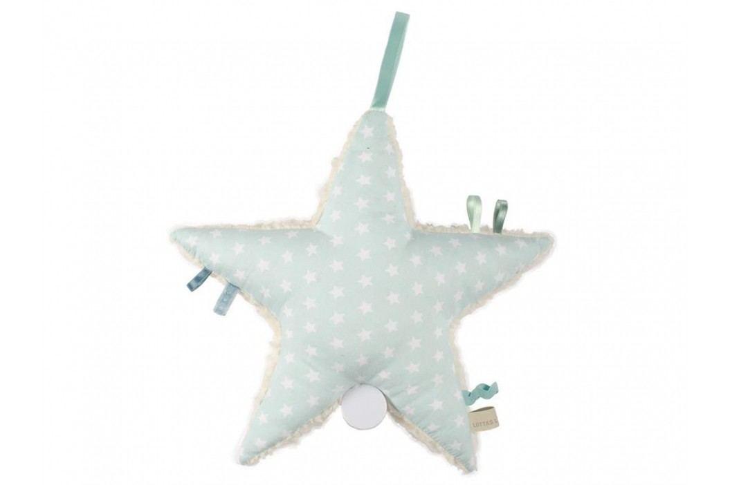LOTTAS LABLE® Spieluhr Stern Aris Mint 6003-51 Babyspielzeug