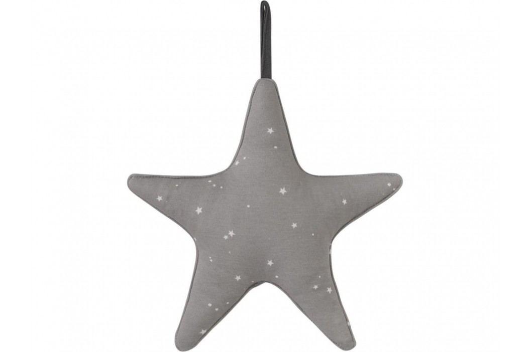 LITTLE DUTCH Little Stars Spieluhr Grey 5257 Babyspielzeug