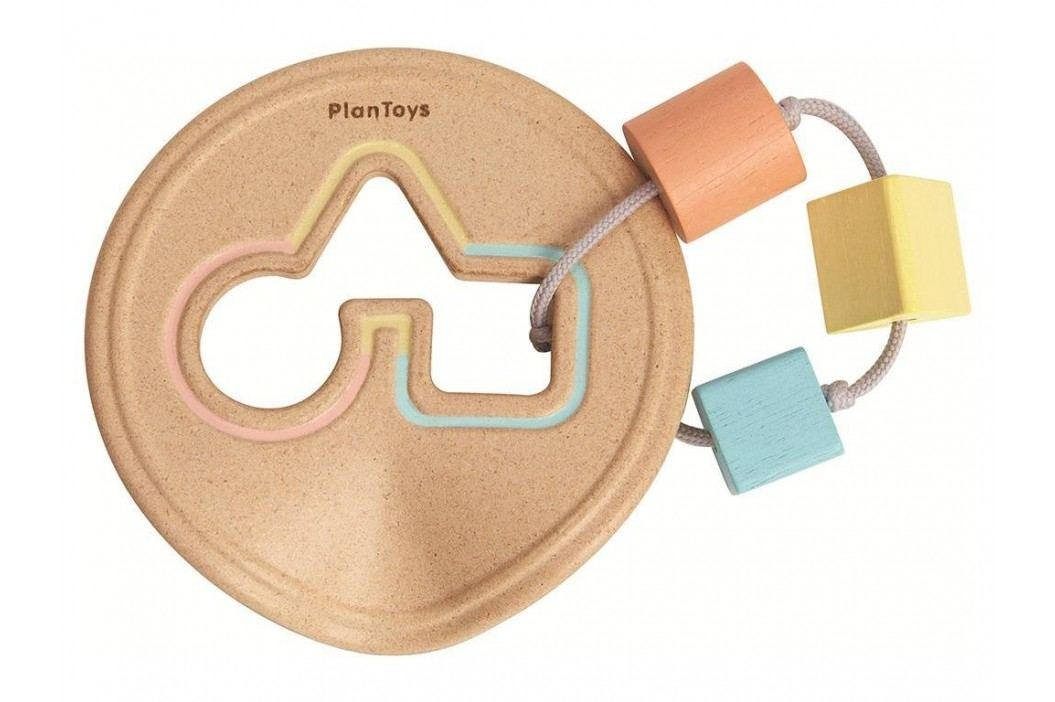 PLAN TOYS PlanToys Formsortierer Pastell 4005259 Babyspielzeug