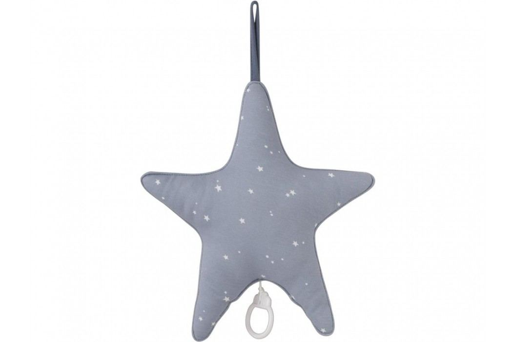 LITTLE DUTCH Little Stars Spieluhr Blue 5249 Babyspielzeug