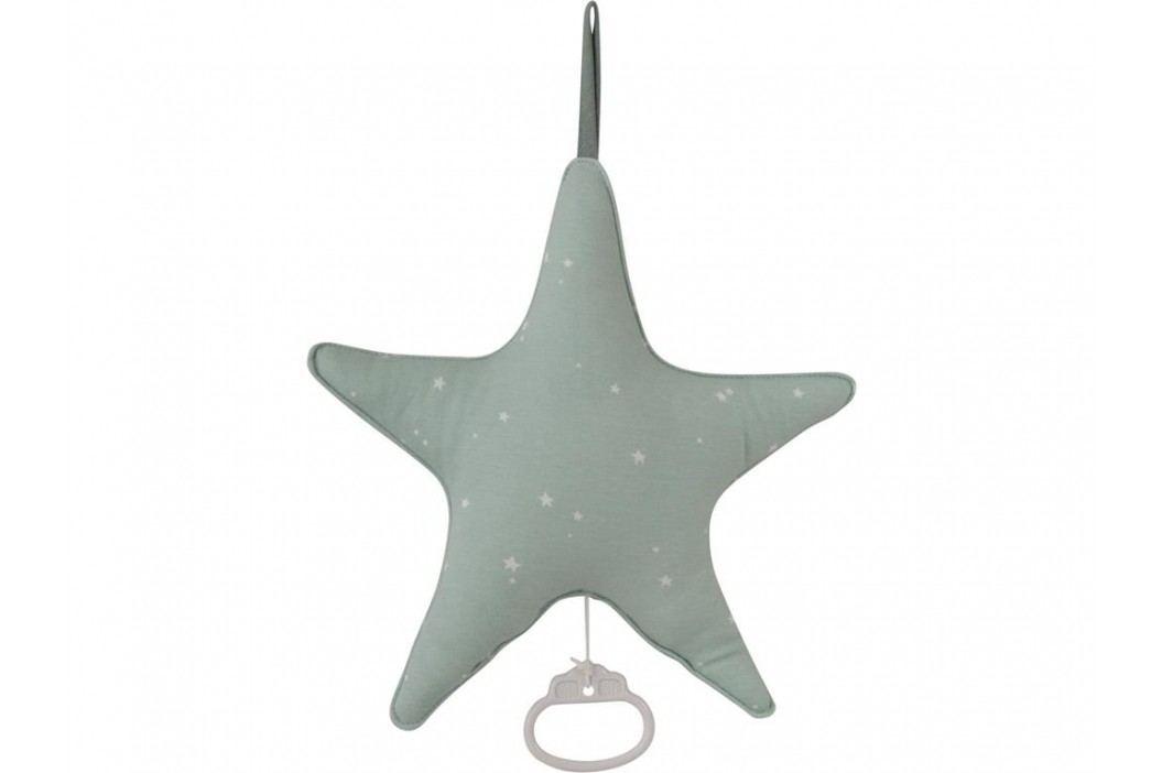 LITTLE DUTCH Little Stars Spieluhr Mint 5243 Babyspielzeug