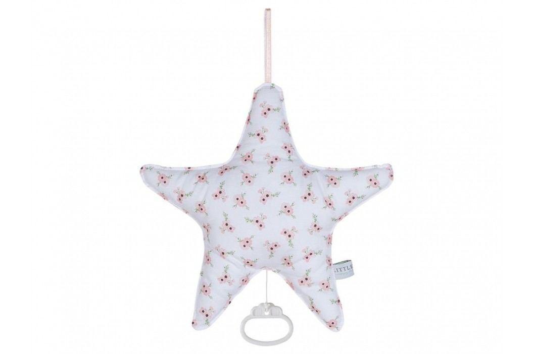 LITTLE DUTCH Peach Poppy Spieluhr Stern , 5234 Babyspielzeug