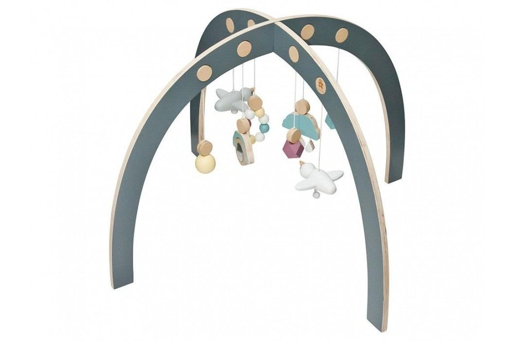 SEBRA® Babygym 3020302 Babyspielzeug