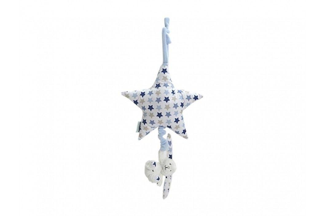 LITTLE DUTCH Mixed Stars Blue Spieluhr Hase Stern , 4380 Babyspielzeug